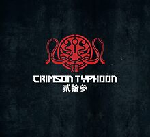Crimson Typhoon by torie1133