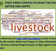 Making the society better and happy  by FFSPF