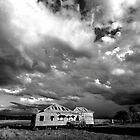 """""""Storm over farmhouse"""" by GrantRolphPhoto"""