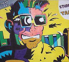Frank Zappa Studio Tan Album Cover by frankz14