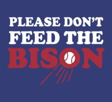 "VICTRS ""Please Don't Feed The Bison"" by Victorious"