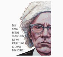A. Warhol by Tom Roderick