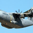 Boeing A400M by David Brooks