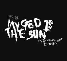 My God is the Sun (QOTSA) by kzenabi