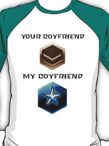 StarCraft Boyfriend T-Shirt