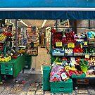 aix en provence marché by Thomas Barker-Detwiler