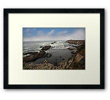 The Ocean's Call Framed Print