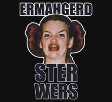 ERMAHGERD STER WERS Kids Clothes