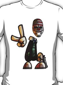 Rayman/Payday Crossover  T-Shirt