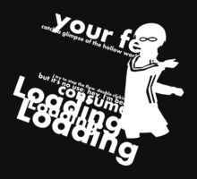 Loading Loading Loading (white) by shmibs