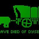 On the Oregon Trail by 8Bite