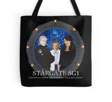 The Women of Stargate SG1 Tote Bag