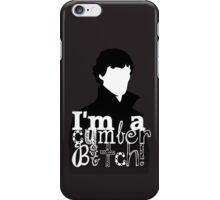I'm A Cumberbitch iPhone Case/Skin