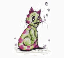 The acidic Cheshire kitty by BlunderBusted