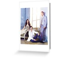 TVD Greeting Card