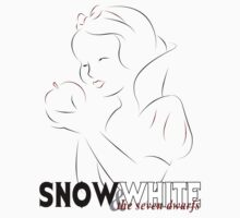 Snow White by Heather Saldana