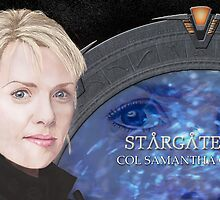 Samantha Carter SG1 by neimagination