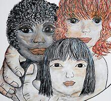 Children of God by EloiseArt