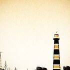 Geraldton Lighthouse by Jetyplane