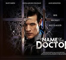 The Name of the Doctor by heyitsjro