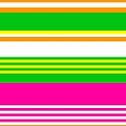 Neon Stripes by Courtney Hubley