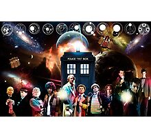 Eleven Doctors Photographic Print