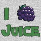Grape Juice by Alsvisions