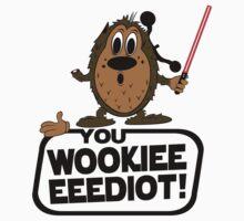 Wookieeeeediot by Baardei