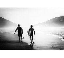 Surfers bond Photographic Print
