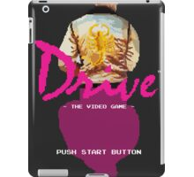 Drive Video Game iPad Case/Skin