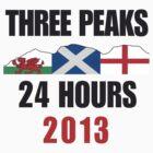 Three Peaks Challenge by Rob Johnstone