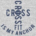 Cross Anchor by Look Human