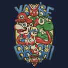 You're My Broshi by OctopusHouse