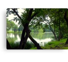 Lagoon © Canvas Print
