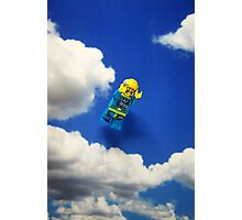 Extreme sports - Skydiving. Photographic Print