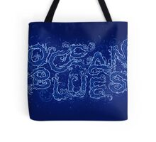 Ocean Blues Tote Bag