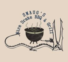 Smaug's Fire Drake BBQ & Grill by Everwind