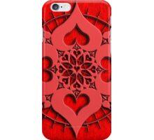 love, intimate (lianái) iPhone Case/Skin