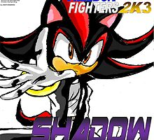 Shadow (Freedom Fighters 2K3) poster (2003) by TakeshiUSA