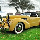 1937 Tom Mix Cord 812 Phaeton SC by John E Adams