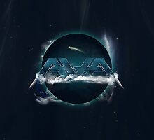 Angels And Airwaves Spacey 1 by Greg Clark