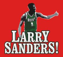 LARRY SANDERS! by riannajaye