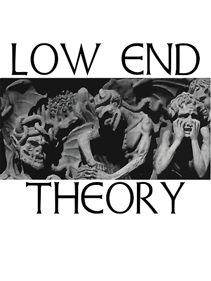 LOW END THEORY by Playmate