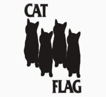 Cat Flag by SpitefulCrow