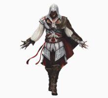Ezio Auditore by bobattackman