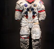 ALAN SHEPARD'S A7-L SPACESUIT APOLLO SATURN V CENTER FLORIDA JULY 2013 by photographized