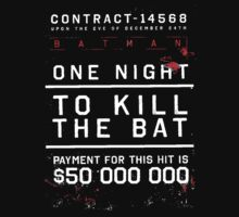 one night to kill the bat 2 by LastLaughInk