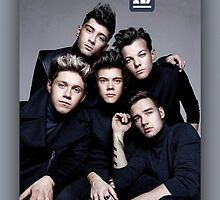 One Direction 'GQ' iDevice Case  by Creat1ve