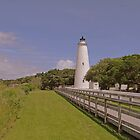 Ocracoke Light Station by Mike Griffiths