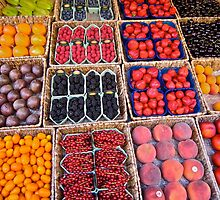 fruits by Marshall Thurlow